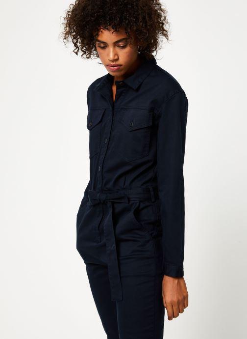 Vêtements Lab Dip Lila Bleu vue droite