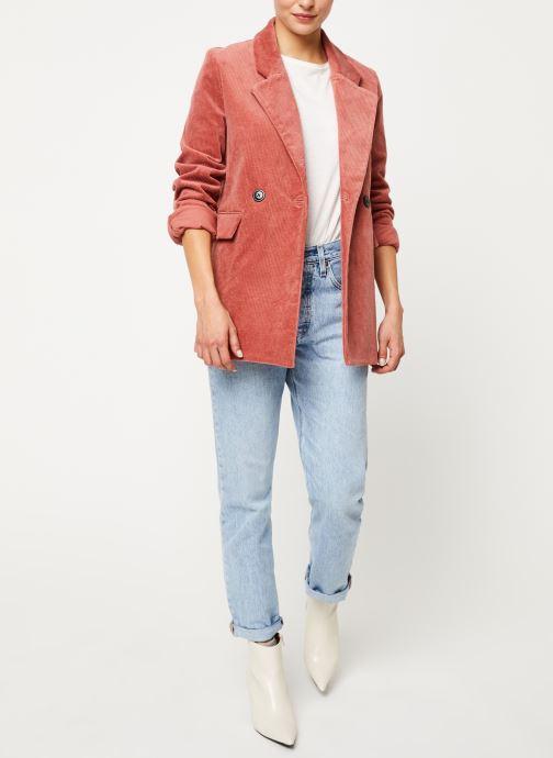 Vêtements Lab Dip Stella Rose vue bas / vue portée sac