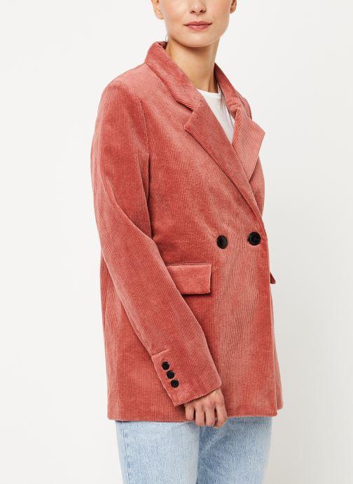 Vêtements Lab Dip Stella Rose vue droite