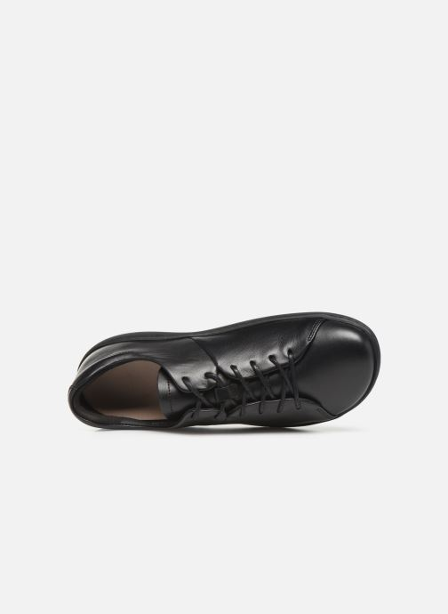 Trainers Birkenstock ALBANY Black view from the left