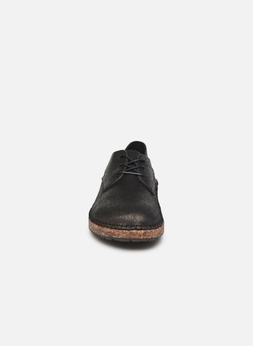 Chaussures à lacets Birkenstock GARY Gris vue portées chaussures