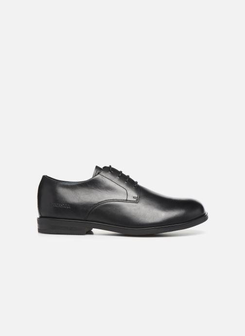 Chaussures à lacets Birkenstock JAREN Noir vue derrière