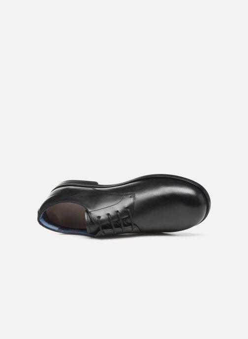 Schnürschuhe Birkenstock JAREN schwarz ansicht von links