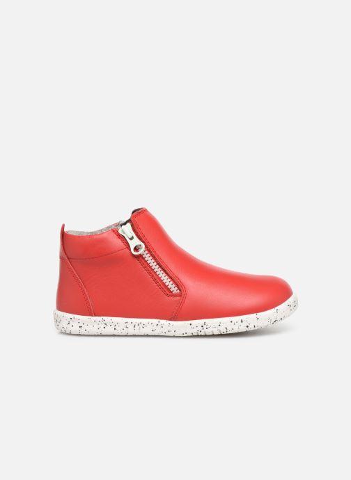 Bottines et boots Bobux Tasman Rouge vue derrière