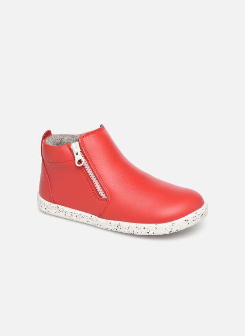 Bottines et boots Bobux Tasman Rouge vue détail/paire