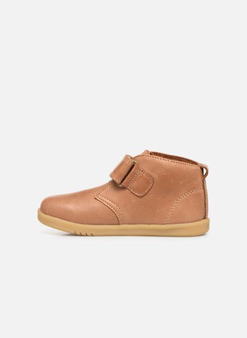 Boots en enkellaarsjes Bobux Desert Bruin voorkant