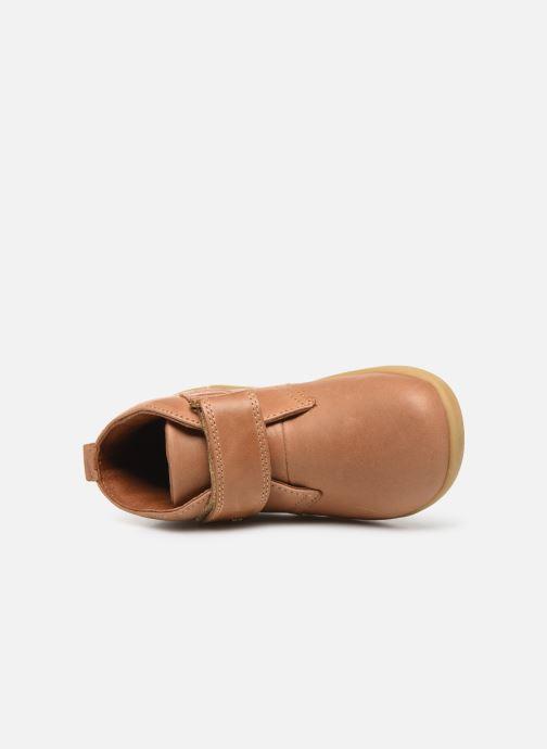 Boots en enkellaarsjes Bobux Desert Bruin links