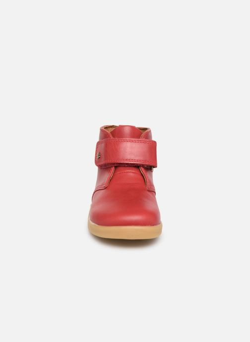 Boots en enkellaarsjes Bobux Desert Rood model
