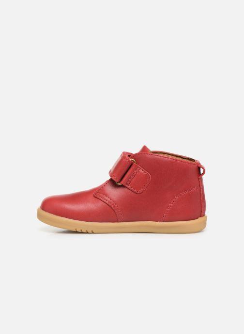 Boots en enkellaarsjes Bobux Desert Rood voorkant