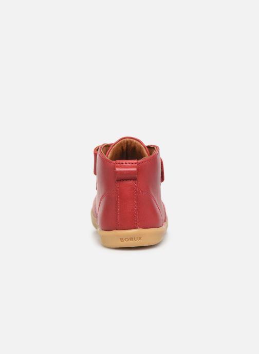 Boots en enkellaarsjes Bobux Desert Rood rechts