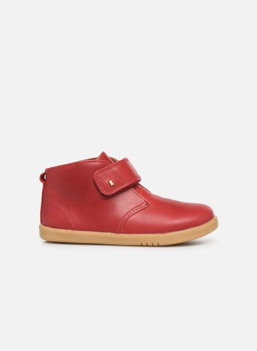 Boots en enkellaarsjes Bobux Desert Rood achterkant