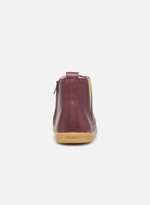 Boots en enkellaarsjes Bobux Signet Roze rechts