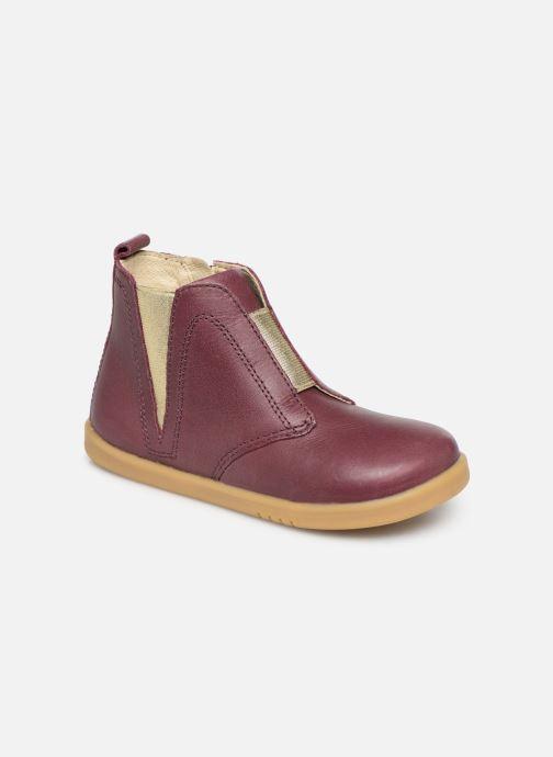 Boots en enkellaarsjes Bobux Signet Roze detail