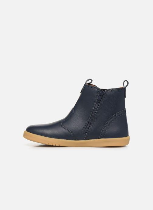 Bottines et boots Bobux Jodhpur Bleu vue face
