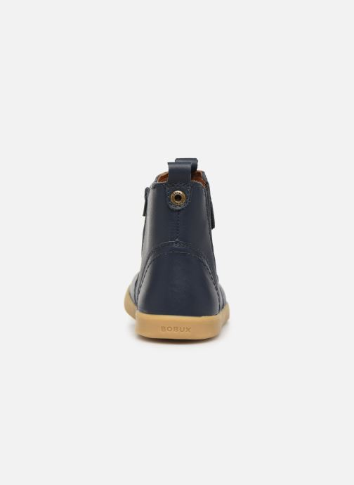 Bottines et boots Bobux Jodhpur Bleu vue droite