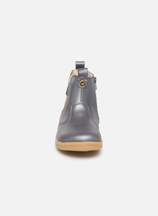 Bottines et boots Bobux Jodhpur Bleu vue portées chaussures