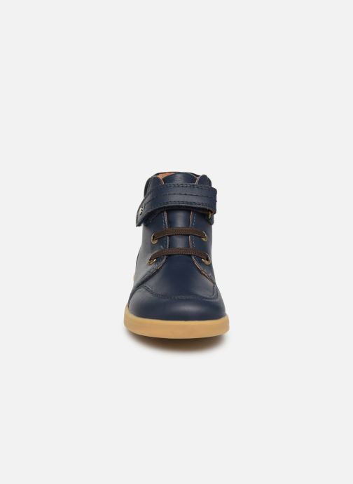 Boots en enkellaarsjes Bobux Timber Blauw model