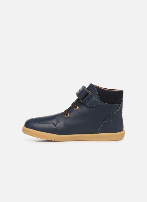 Boots en enkellaarsjes Bobux Timber Blauw voorkant
