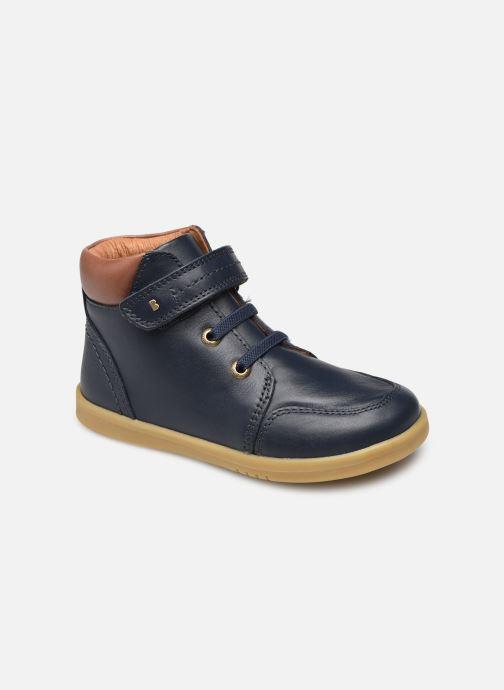 Bottines et boots Bobux Timber Bleu vue détail/paire