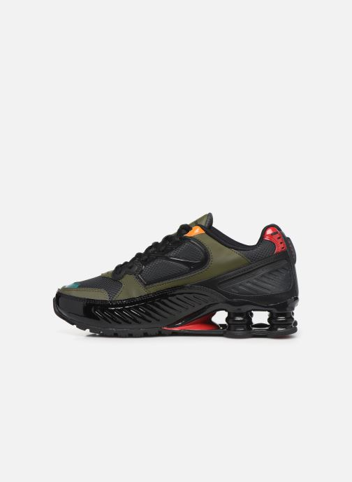 Trainers Nike W Nike Shox Enigma Multicolor front view