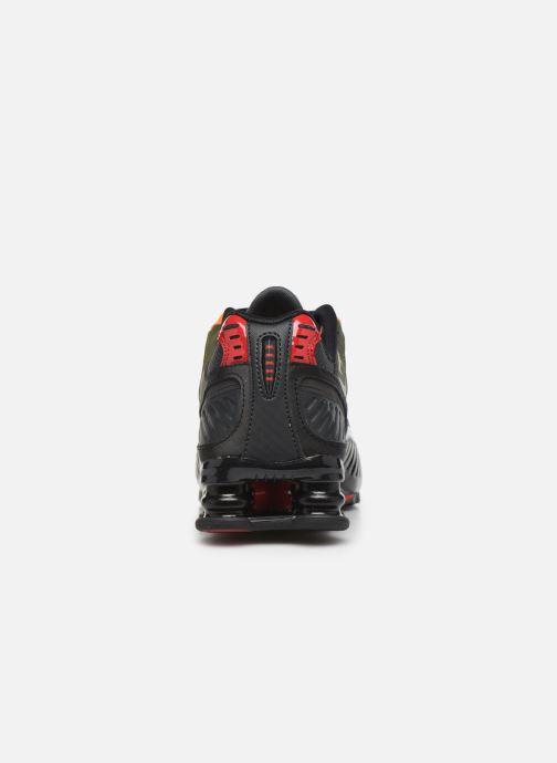 Baskets Nike W Nike Shox Enigma Multicolore vue droite