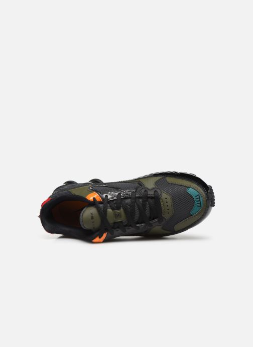 Trainers Nike W Nike Shox Enigma Multicolor view from the left