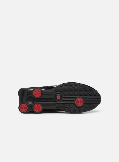 Baskets Nike W Nike Shox Enigma Multicolore vue haut