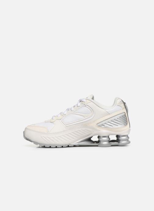 Deportivas Nike W Nike Shox Enigma Blanco vista de frente