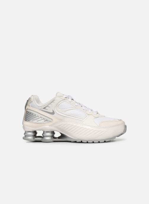 Deportivas Nike W Nike Shox Enigma Blanco vistra trasera