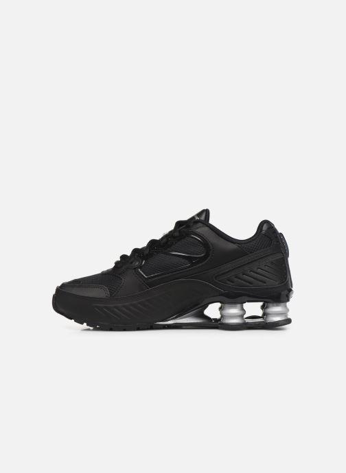 Sneakers Nike W Nike Shox Enigma Nero immagine frontale