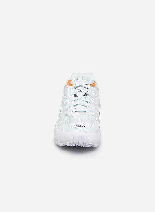 Deportivas Nike W Nike Shox Enigma Negro vista del modelo