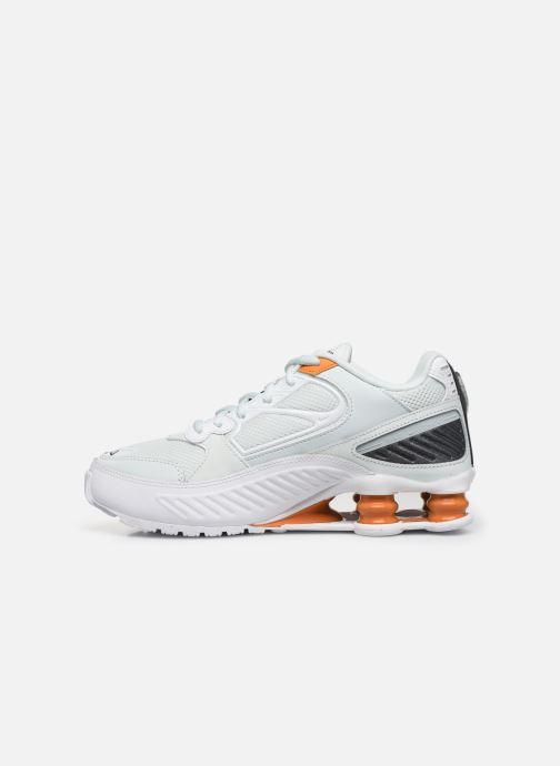 Deportivas Nike W Nike Shox Enigma Negro vista de frente