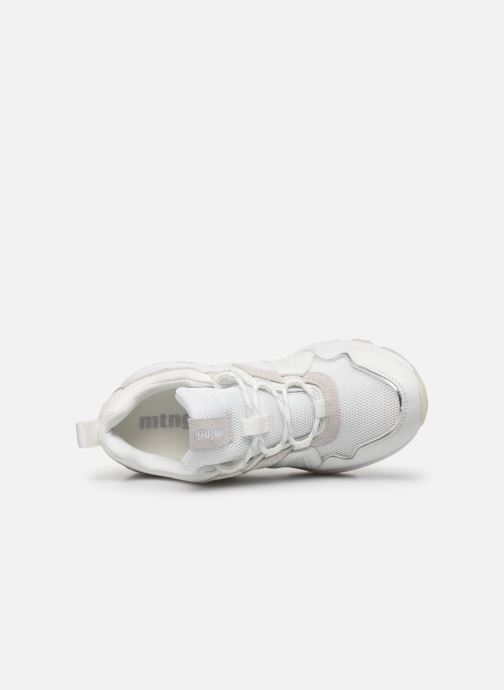 Sneakers MTNG Yoda Bianco immagine sinistra