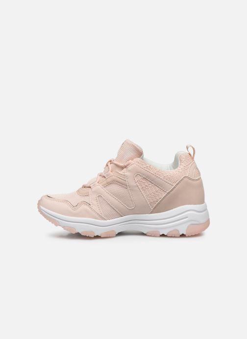 Sneakers MTNG Yoda Beige voorkant