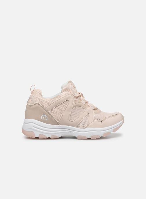 Sneakers MTNG Yoda Beige achterkant