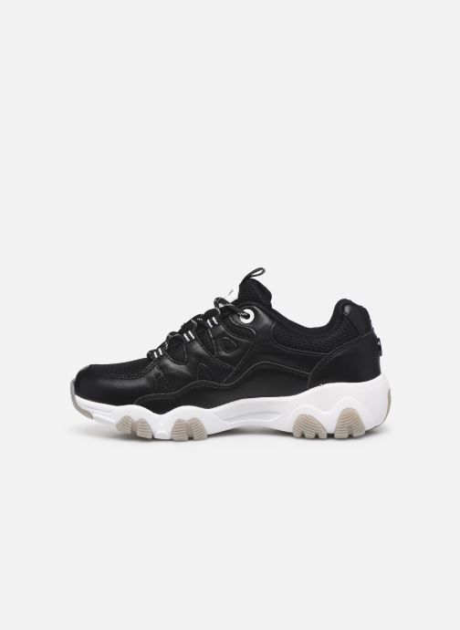 Sneakers MTNG Mesh yt 0849 Nero immagine frontale