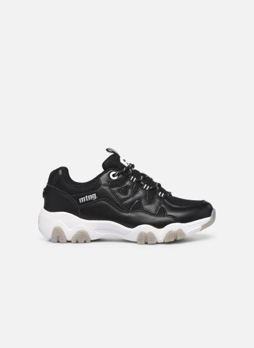 Sneaker MTNG Mesh yt 0849 schwarz ansicht von hinten