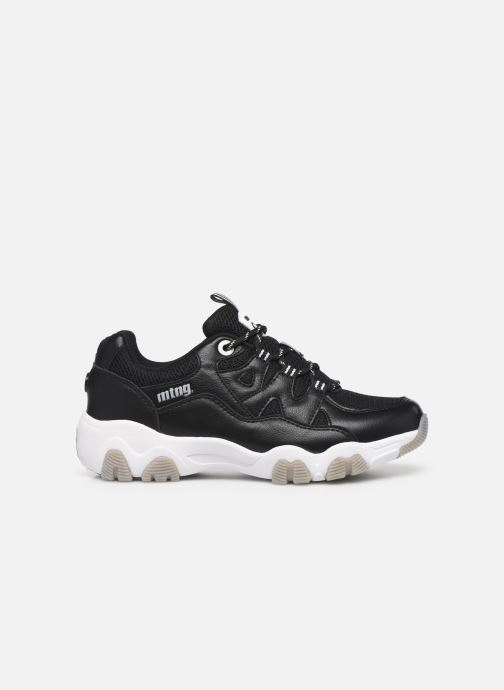 Sneakers MTNG Mesh yt 0849 Nero immagine posteriore