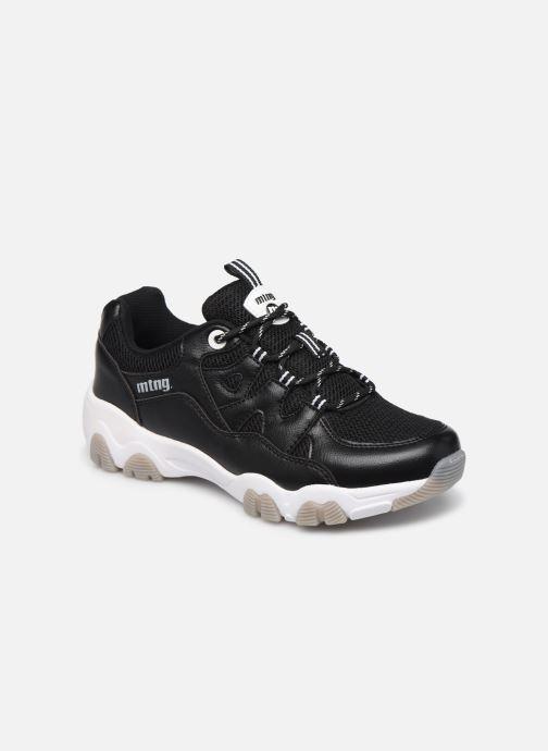 Sneaker MTNG Mesh yt 0849 schwarz detaillierte ansicht/modell