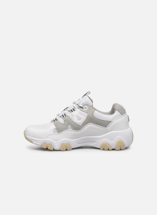 Sneakers MTNG Mesh yt 0849 Bianco immagine frontale