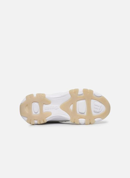 Sneakers MTNG Mesh yt 0849 Bianco immagine dall'alto