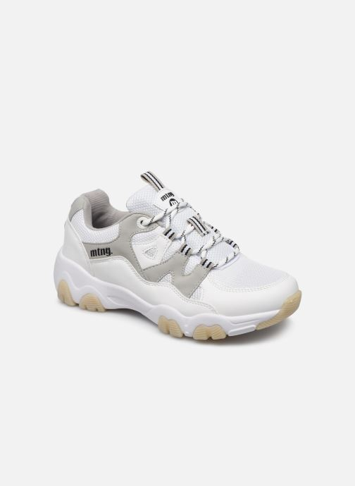 Trainers MTNG Mesh yt 0849 White detailed view/ Pair view