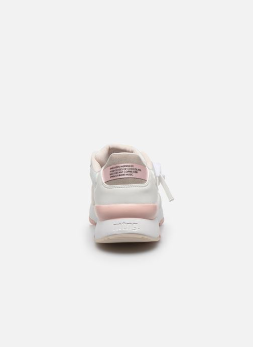 Sneakers MTNG Mesh yt 0692 Bianco immagine destra