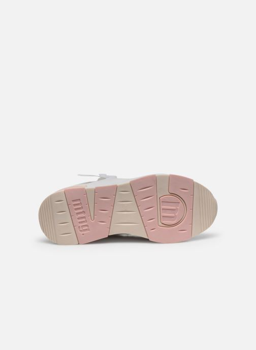 Sneakers MTNG Mesh yt 0692 Bianco immagine dall'alto