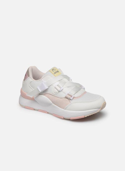 Sneakers MTNG Mesh yt 0692 Bianco vedi dettaglio/paio
