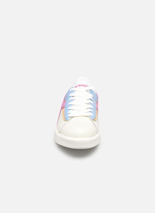 Baskets Diadora Game 2d Wn Multicolore vue portées chaussures