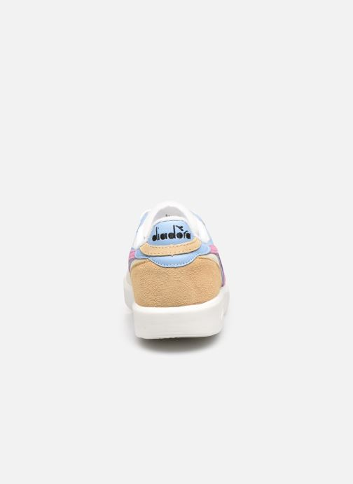 Deportivas Diadora Game 2d Wn Multicolor vista lateral derecha