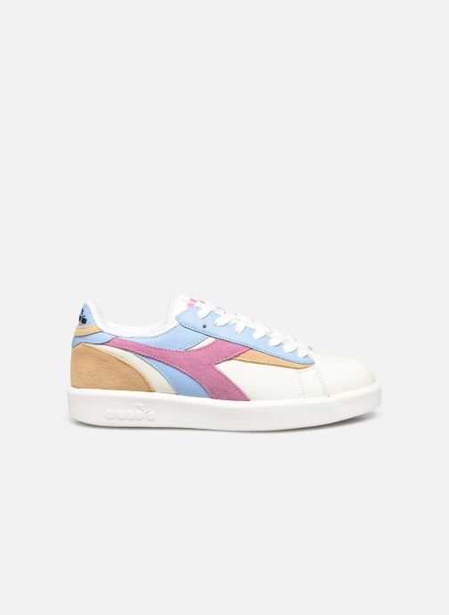 Sneakers Diadora Game 2d Wn Multicolor achterkant