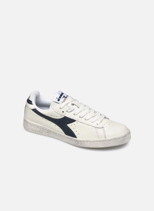 Sneaker Diadora Game L Low Waxed Wn weiß detaillierte ansicht/modell