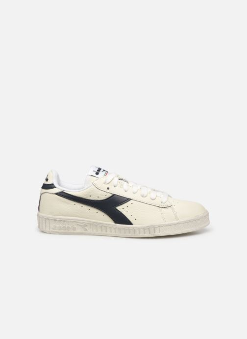 Sneakers Diadora Game L Low Waxed Wn Wit achterkant